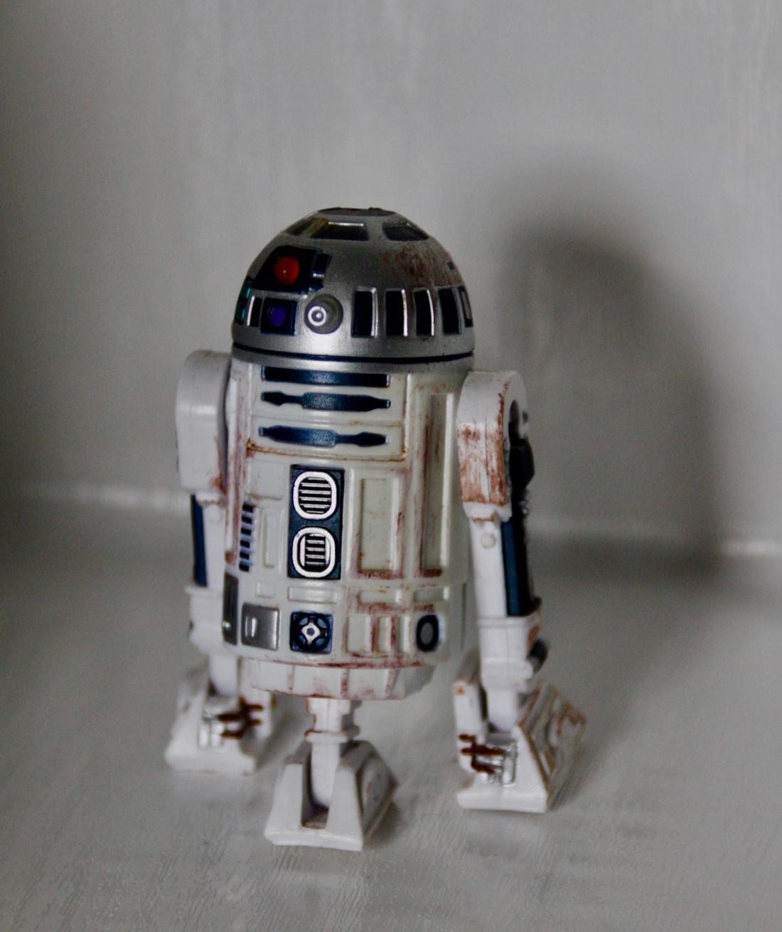 Star Wars R2D2 bt Jez Braithwaite