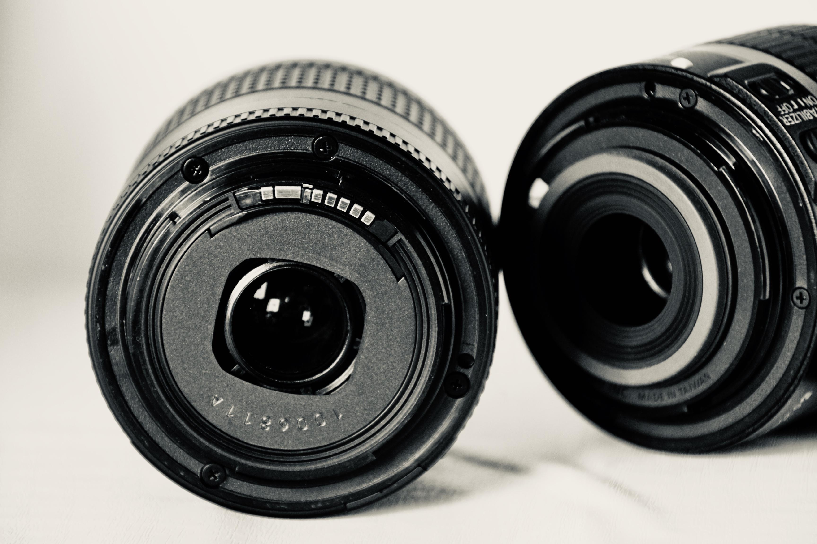 Camera Lens by Jez Braithwaite