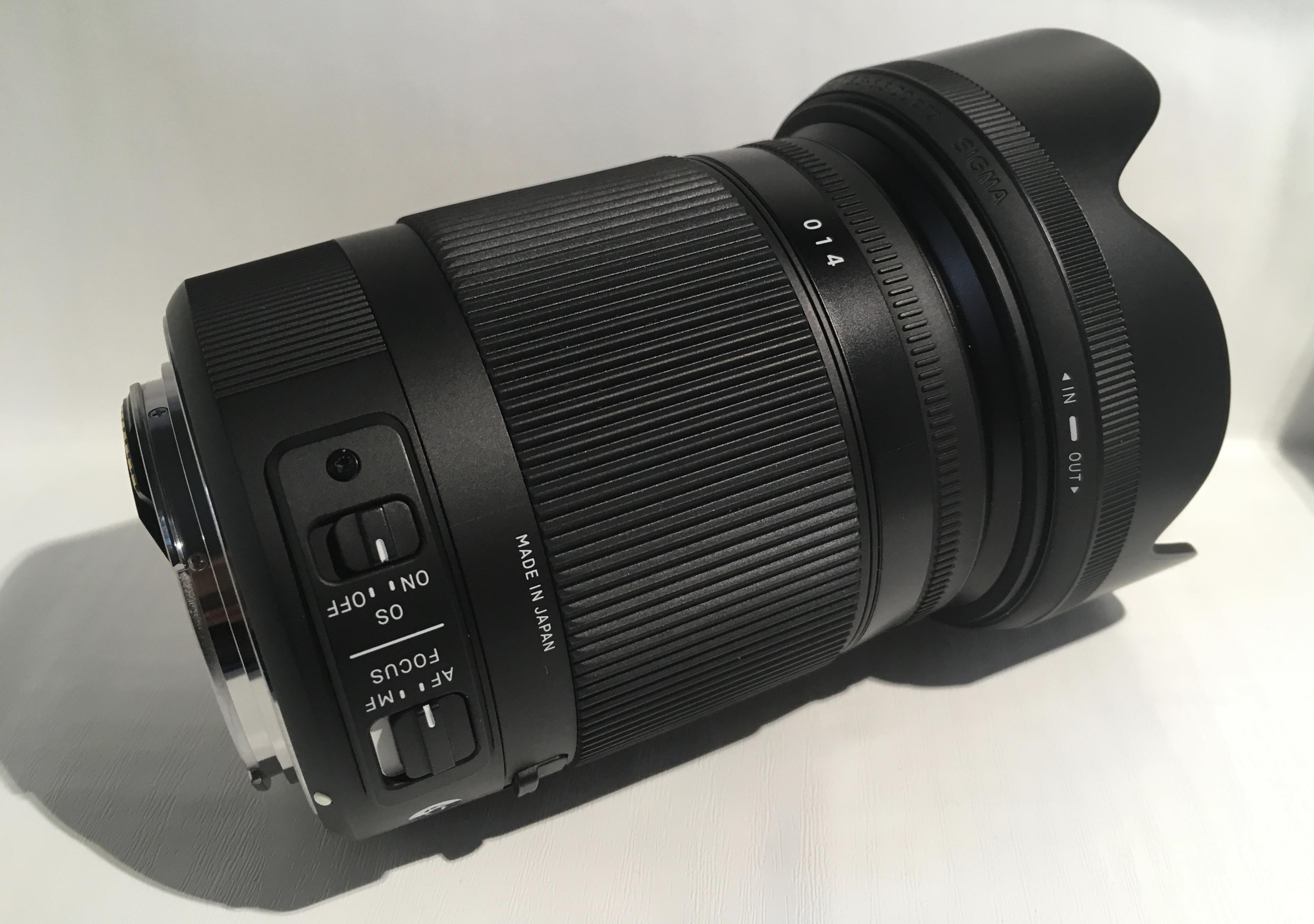 Sigma 18-300mm lens by Jez Braithwaite