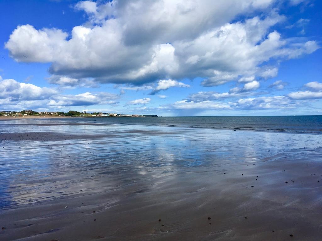 Arbroath Beach by Jez Braithwaite
