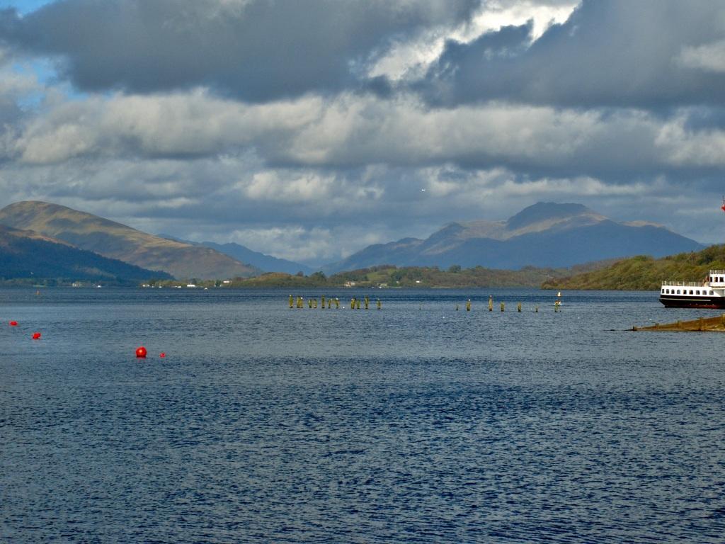 Loch Lomond by Jez Braithwaite