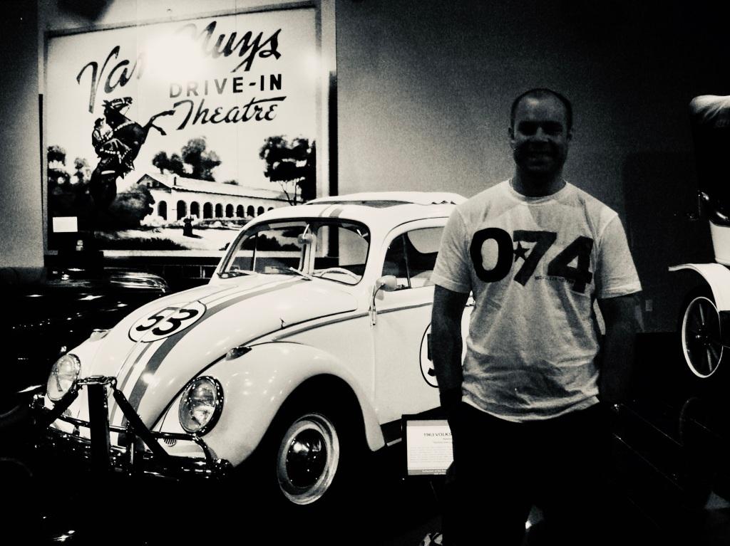 Herbie by Jez Braithwaite