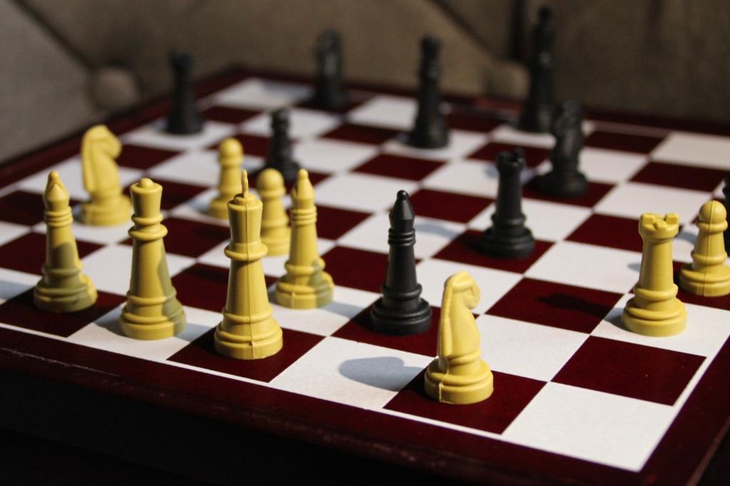 Chess by Jez Braithwaite