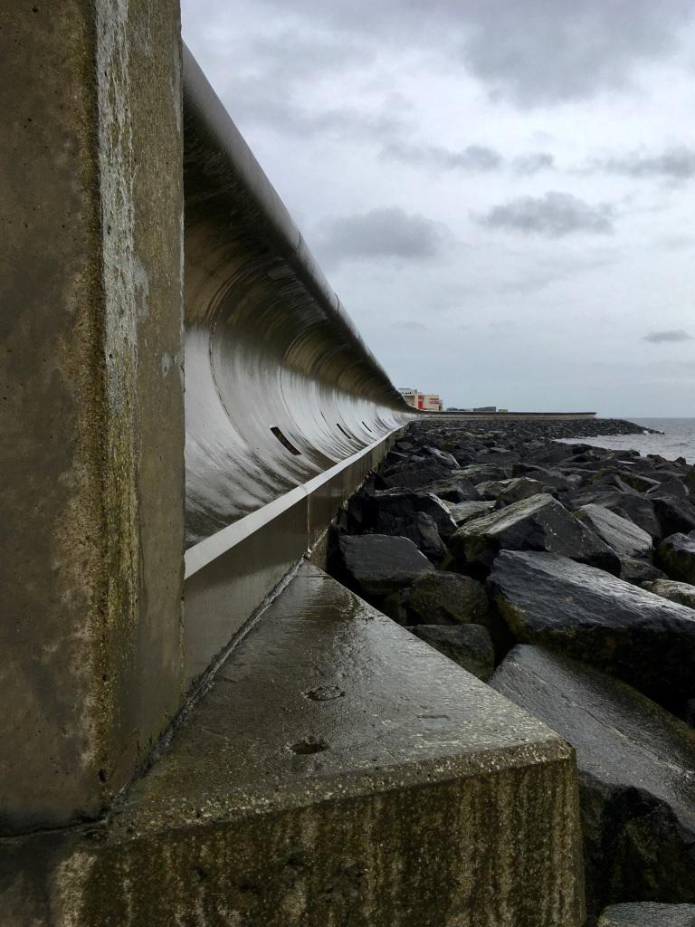 Arbroath Sea Wall