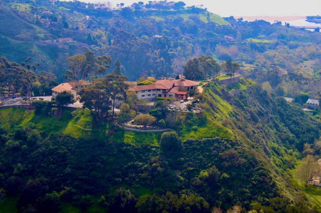 Serra Retreat from Serra Hills