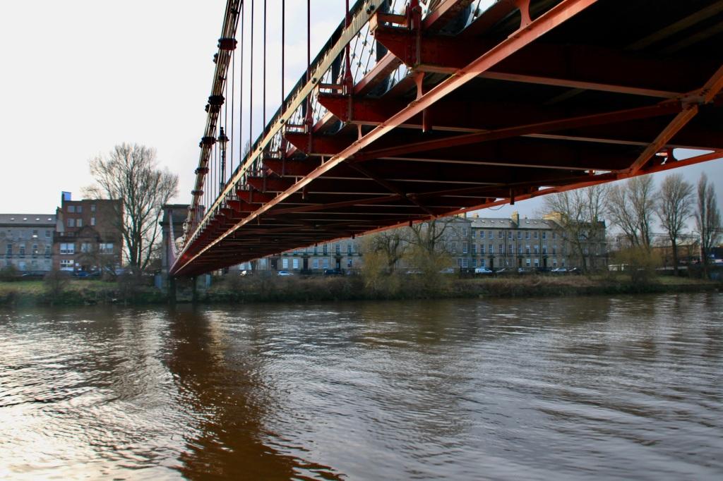 Bridge over the Clyde