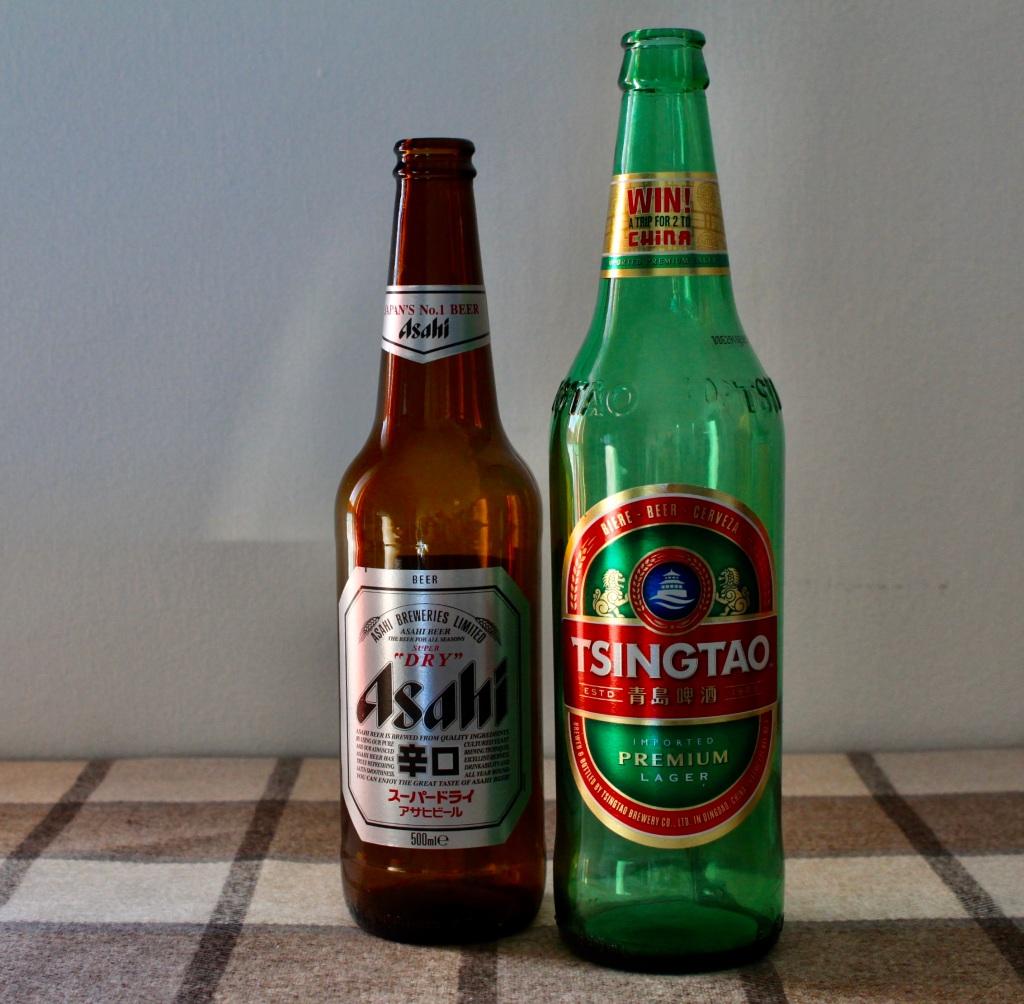 Asian beer