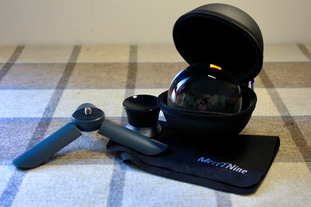 MerryNine lensball kit