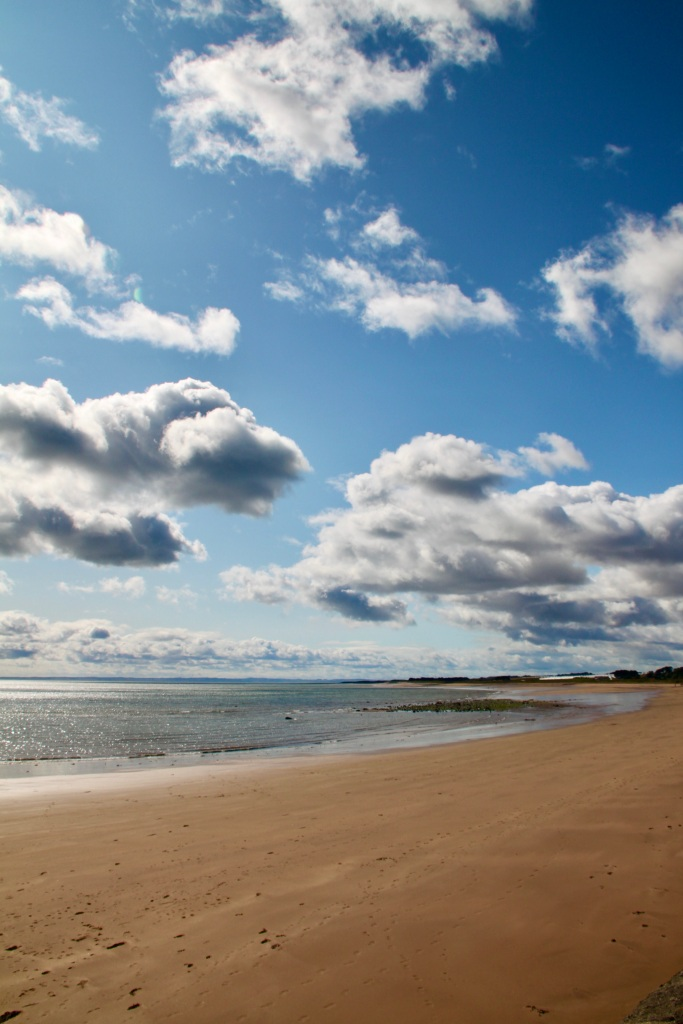 Arbroath Beach